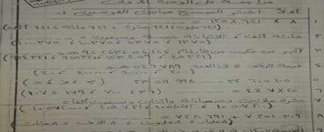 اقوي مراجعة في الحساب للصف الرابع الابتدائي لاستاذ محمود صابر