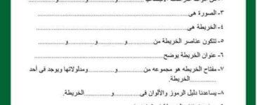 المراجعه النهائيه ف الدراسات الاجتماعيه سؤال وجواب للصف الرابع الابتدائي ترم اول 2018