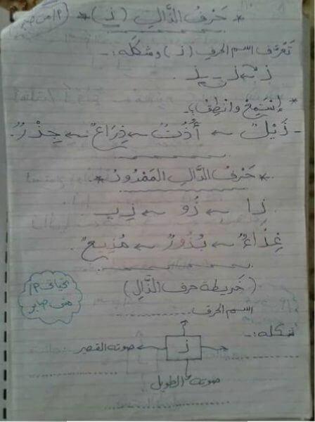 اقوي مذكره تاسيس للمرحله الابتدائية للغه العربية 2020